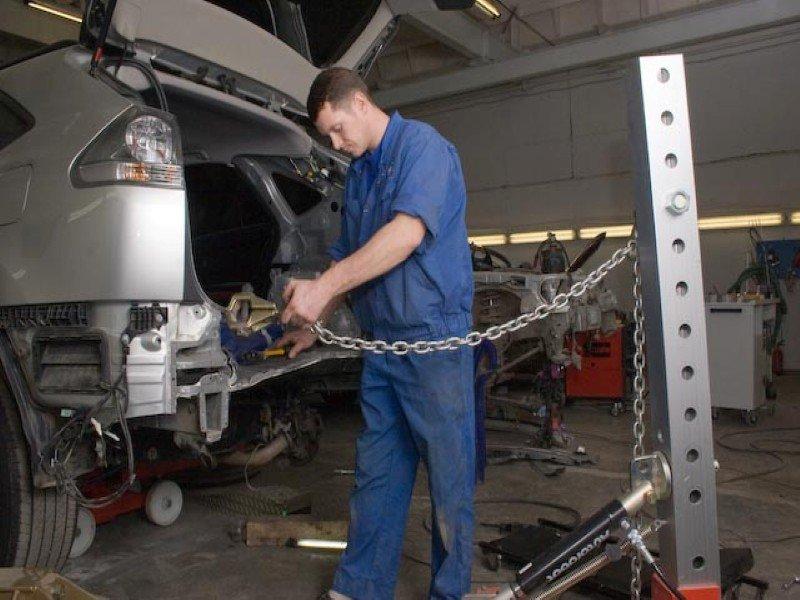 Как самому сделать ремонт машины от а до я 715